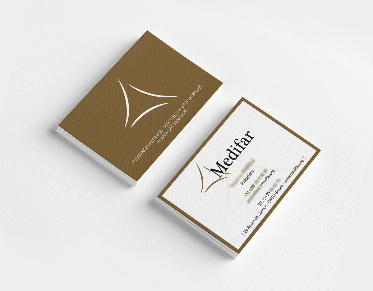Medifar-maison-retraite-communication-web-agence-karma-communication-nice-paris-carte-visite-1