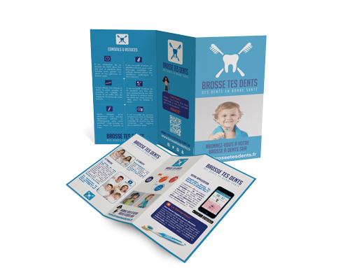 Brochure-brosse-tes-dents-agence-sante-karma-communication-nice-paris