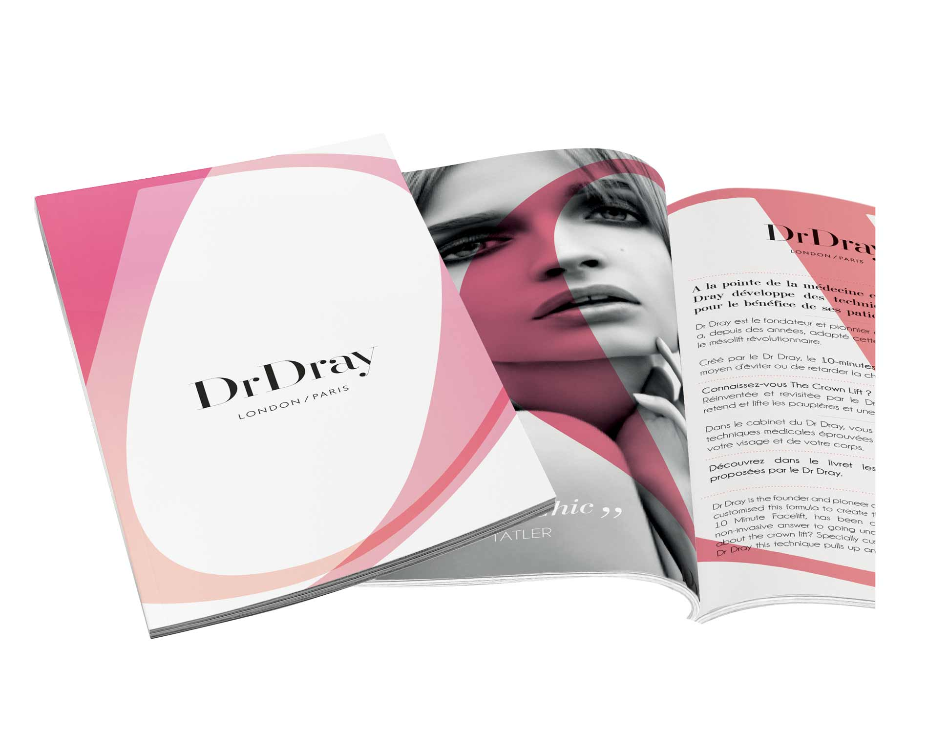 Magazine-Mockup-DR-DRAY-agence-sante-communication-nice