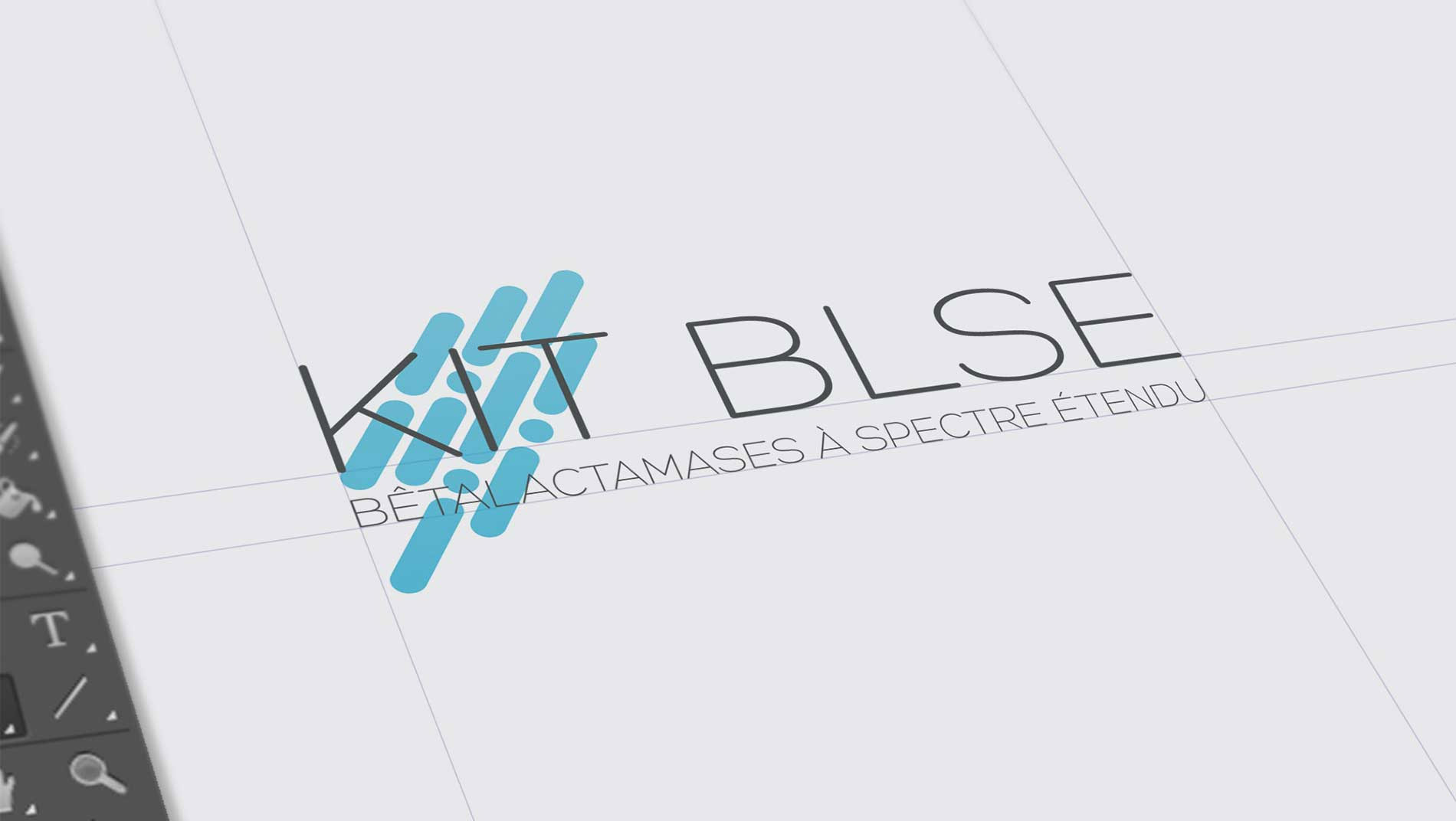création logo BLSE