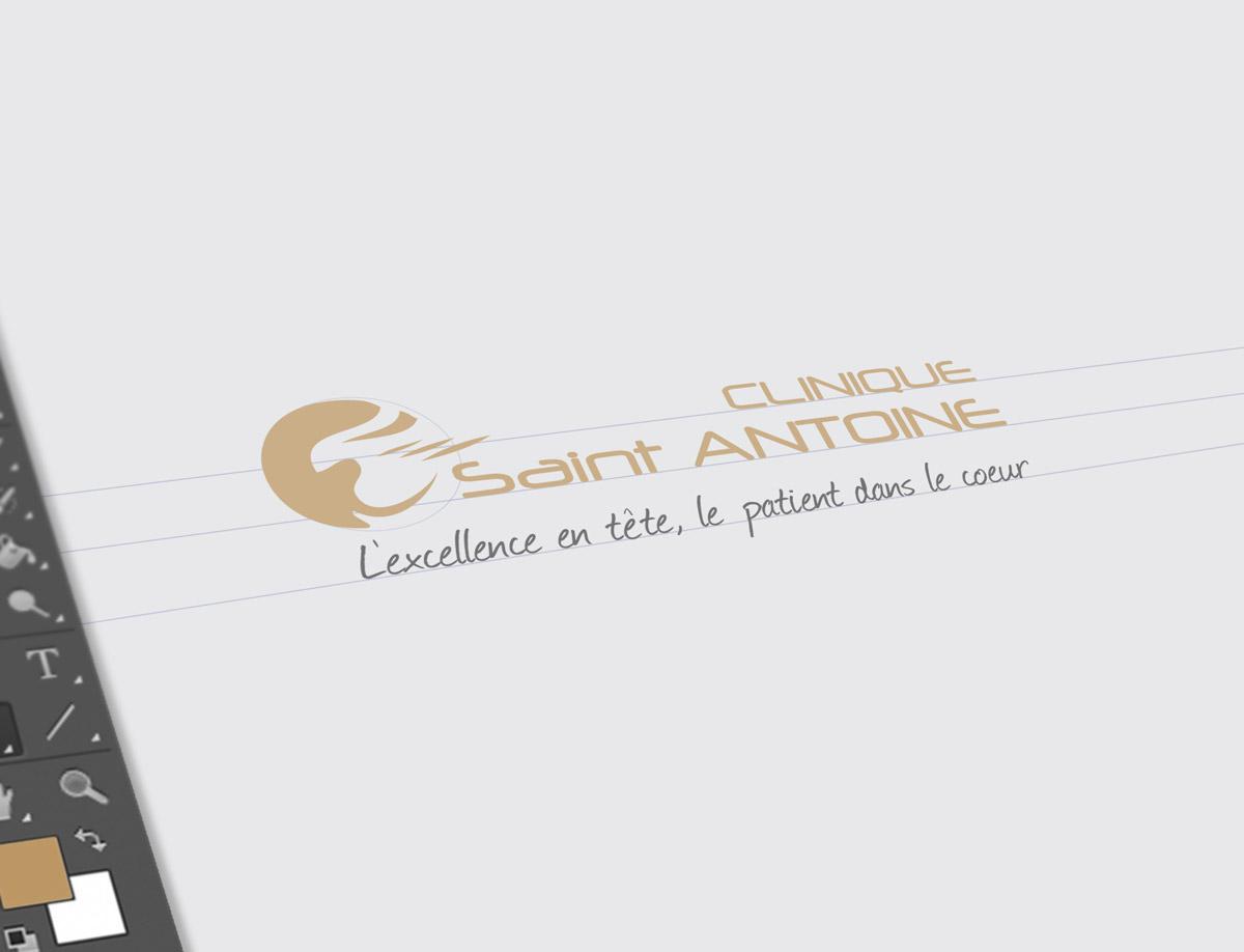 clinique-saint-antoine-agence-de-communication-medicale-karma-sante-paris-nice-creation-logo