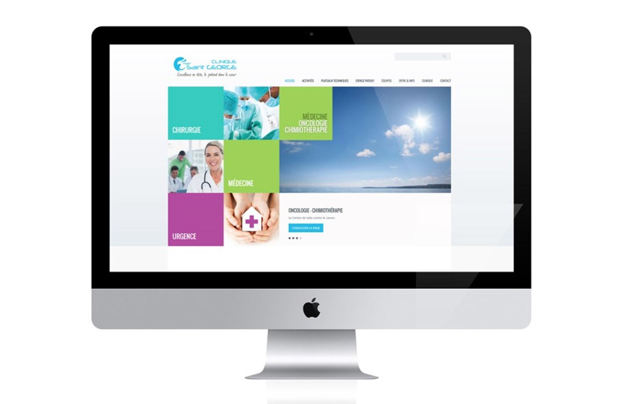 site web clinique