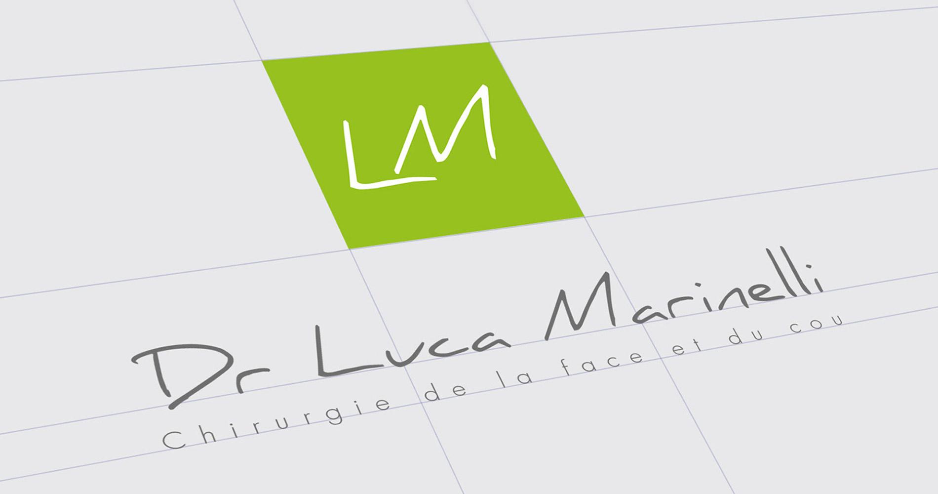 création logo docteur marinelli nice