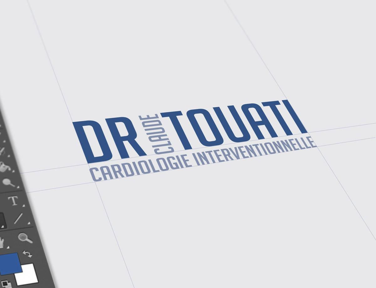 création logo docteur Touati Nice