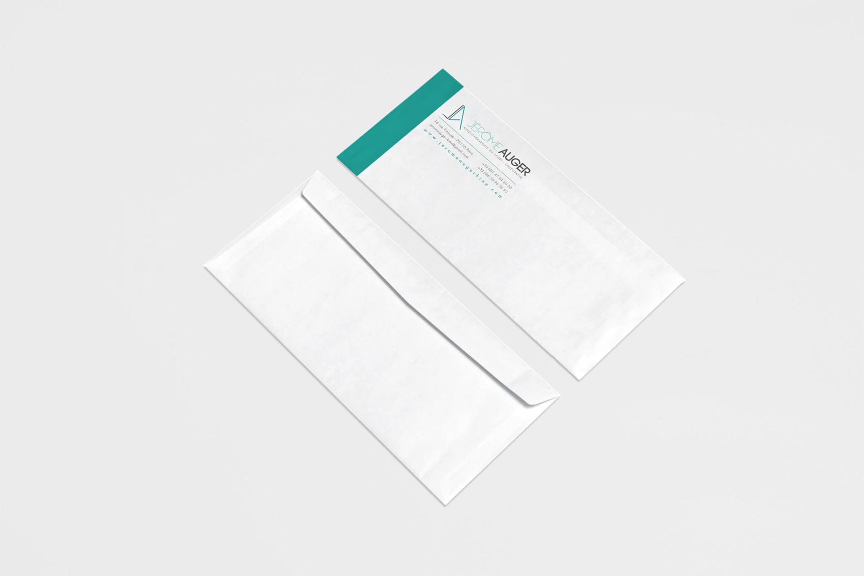 enveloppe-docteur-auger-agence-sante-karma-communication-nice-paris