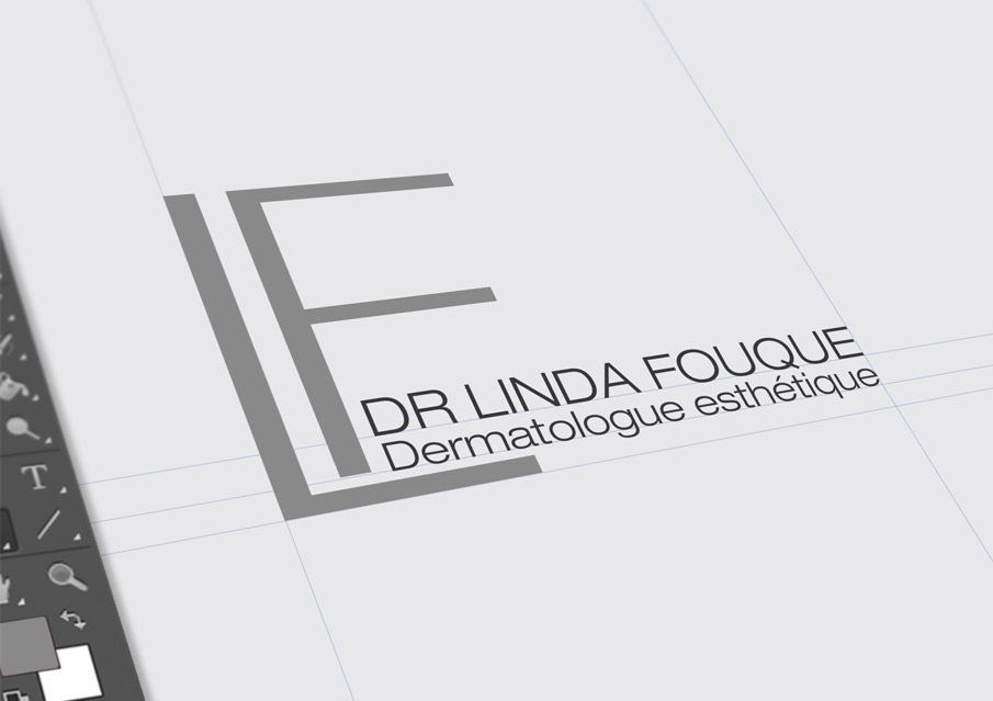 création logo docteur fouque