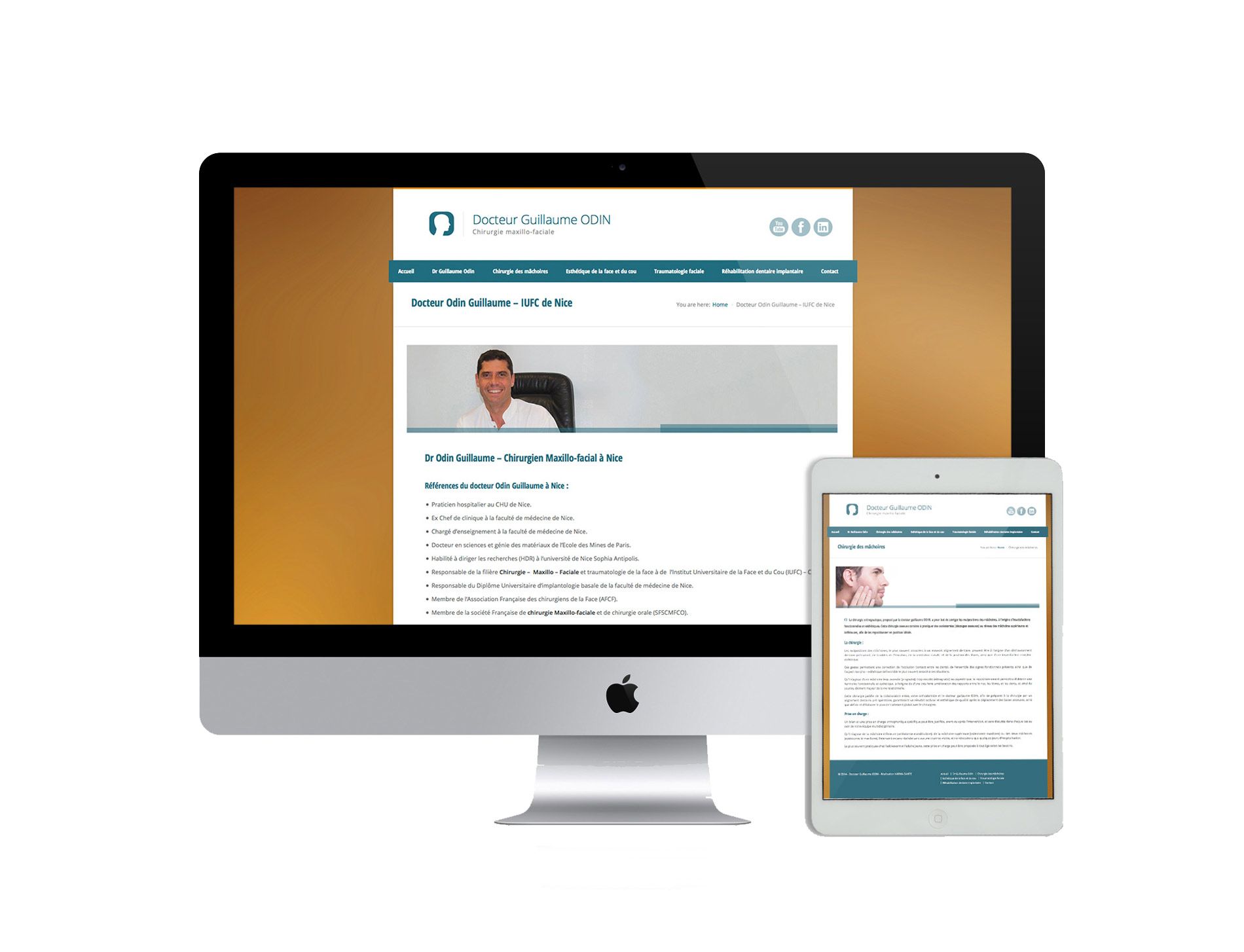 web-Mockup-docteur-odin-agence-karma-sante-communication-nice-paris