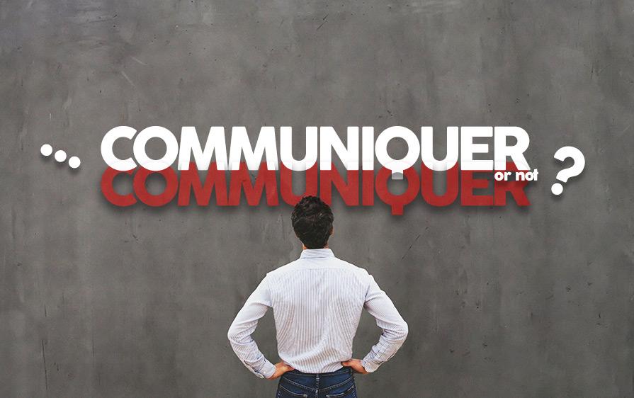 blog sante communiquer or not communiquer